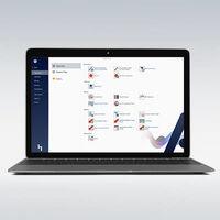 ArtemiS SUITE Software-Plattform, Benutzeroberfläche