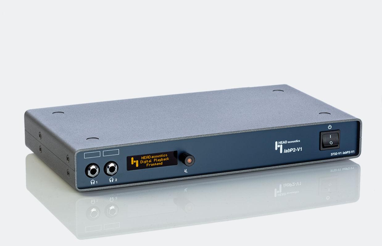 labP2-V1 – desktop and rack version