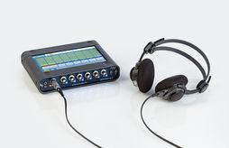 SQuadriga III – Standardsystem zur mobilen Schall- und Schwingungsmessung
