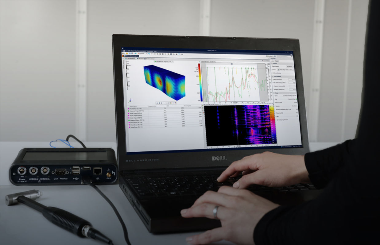 Modalanalyse - Head Acoustics GmbH