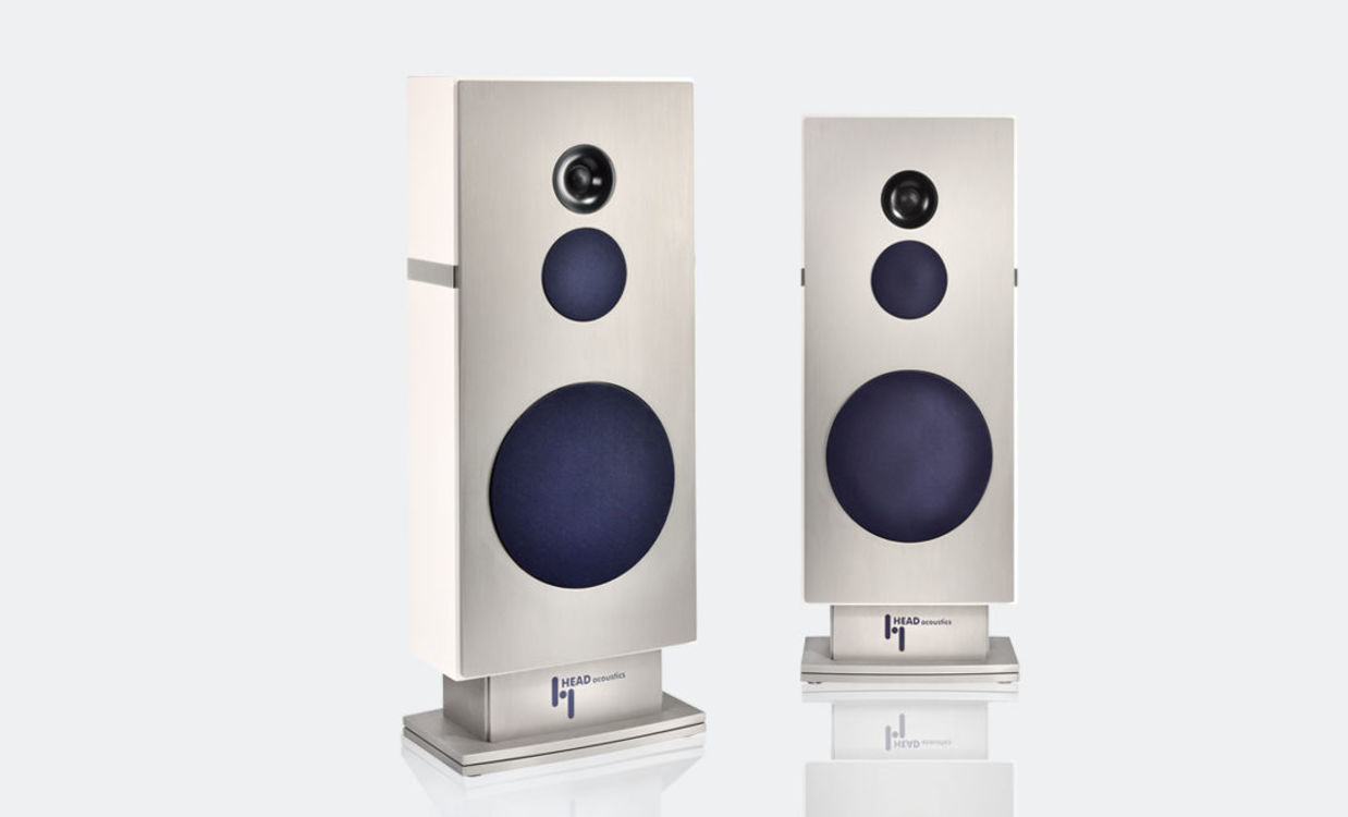 HPL – Aktiver High-End-Lautsprecher