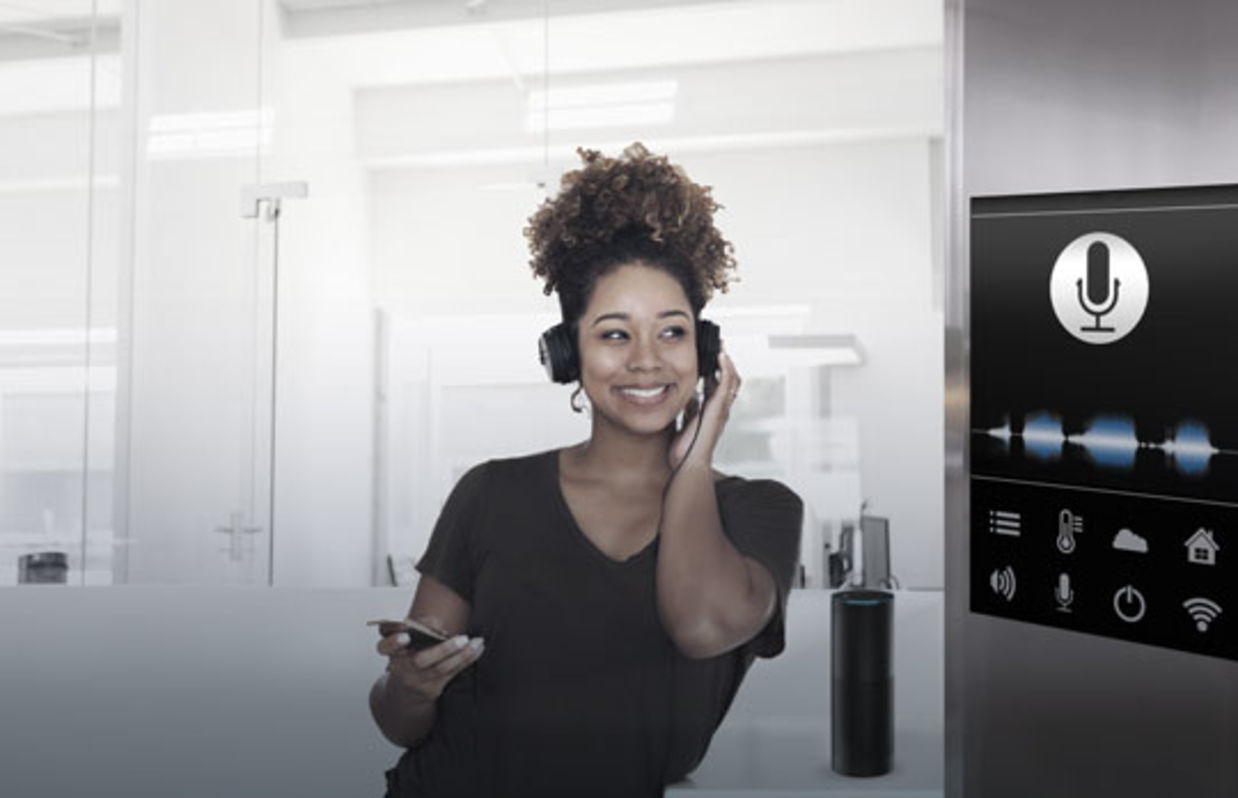 Refrigerator with smart solutions