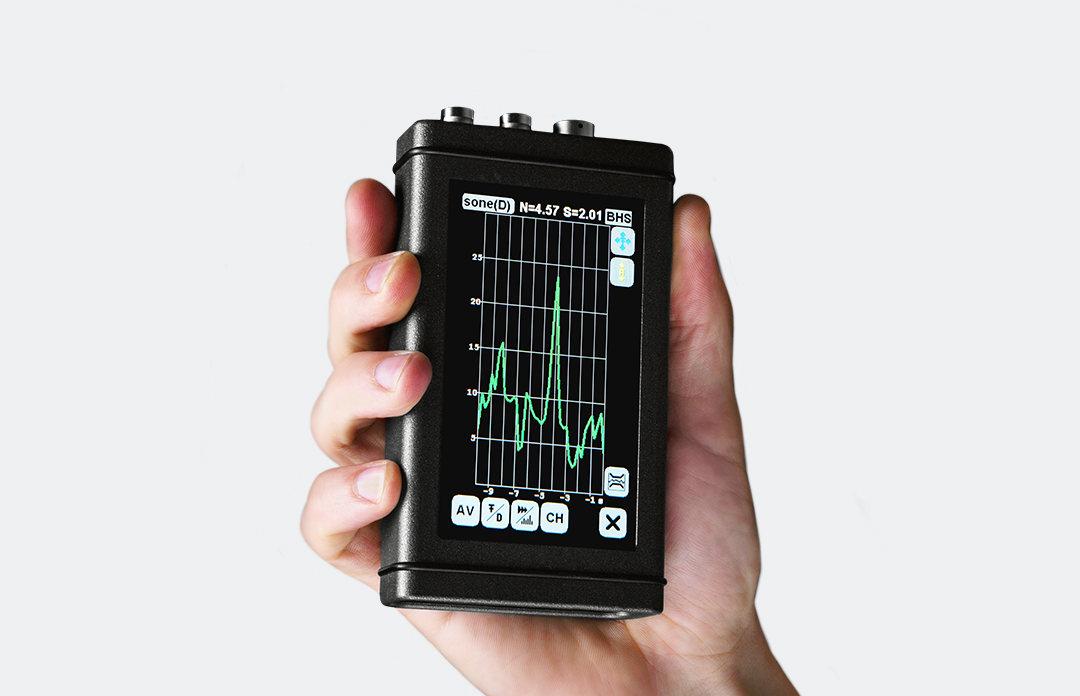 SQobold – data acquisition system for mobile sound and vibration measurement